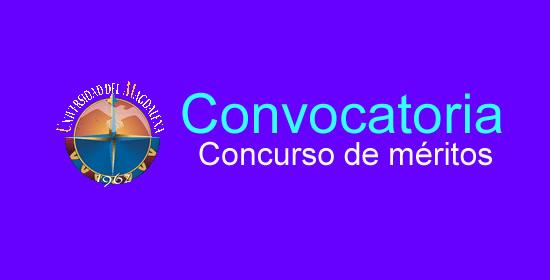 Universidad del magdalena abre convocatoria p blica de for Concurso meritos docentes 2016