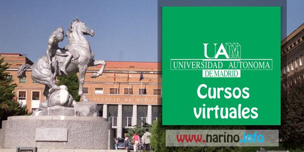 Universidad aut noma de madrid ofrece 5 cursos - Cursos universitarios madrid ...