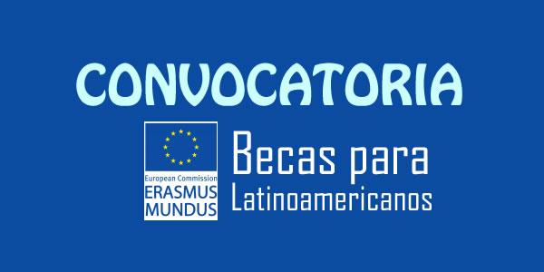 Erasmus mundus abre convocatoria de becas de maestr a y for Convocatorias para profesores 2016