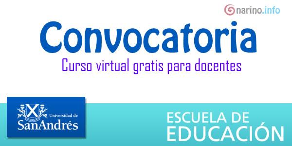 Curso virtual gratuito para docentes sobre ciencias de la for Curso concurso docente 2016