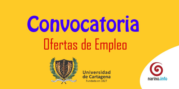 Universidad de cartagena abre concurso p blico para for Convocatoria para concurso docente 2016