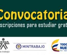 SENA abre convocatoria para formación especializada de los trabajadores