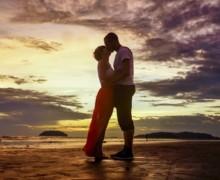 Y usted, qué siente al besar a su pareja ?