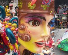 Los mejores momentos del desfile Magno del Carnaval de Pasto