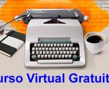 Curso virtual gratuito de Redacción