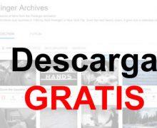 Descargar miles de películas y piezas audiovisuales de dominio público