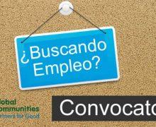 Global Communities requiere profesionales en Comunicación, Ciencias Sociales, Administración de Empresas
