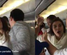 [VIDEO] Supuesta mujer ebria en vuelo de Avianca se hace viral en redes