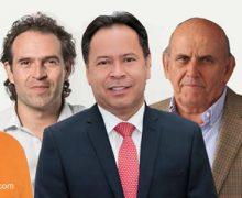 Revelan nombres de los financiadores políticos que tienen millonarios contratos en departamentos y alcladía
