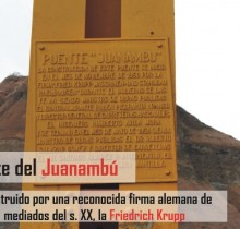 15 Placa conmemorativa