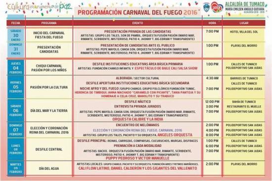 Carnaval Tumaco 2