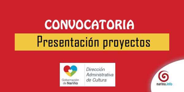62cb2a11fe183 La Dirección Administrativa de Cultura de Nariño dando cumplimiento a las  normativas vigentes en cuanto a la inversión de los recursos de impuesto al  ...