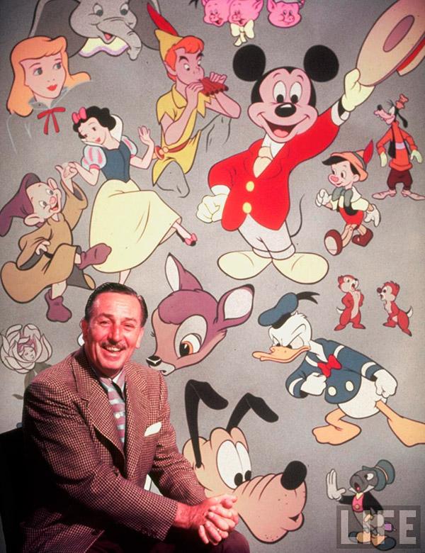 Walt Disney, un ejemplo de perseverancia