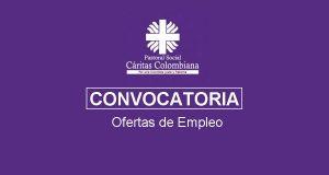 Empleo en Cáritas Colombiana