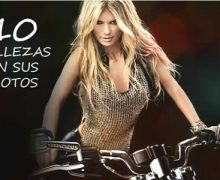 Top 10 de las mas hermosas chicas en sus Harley Davidson