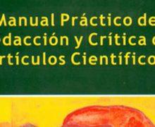 DESCARGAR: Manual de redacción para escribir y hacer crítica de artículos científicos