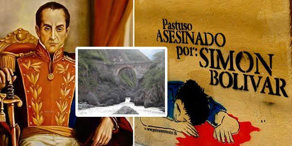 11Ago - Bolivar, Padre Libertador. Bicentenario - Página 16 Pastusobolivar