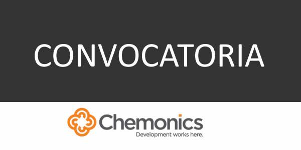 empleo en Chemonics
