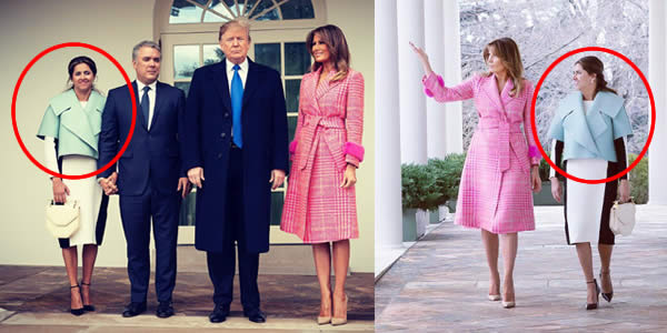 eec04e5e74 Todo se dio luego del encuentro de los presidentes Iván Duque y Donald Trump  en Estados