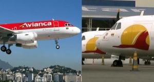 Altos costos en tiquetes aereos de Avianca y Satena
