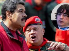 Fortunas de Maduro y Cabello