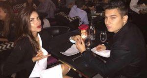 Jessica Cediel y Pipe Bueno juntos
