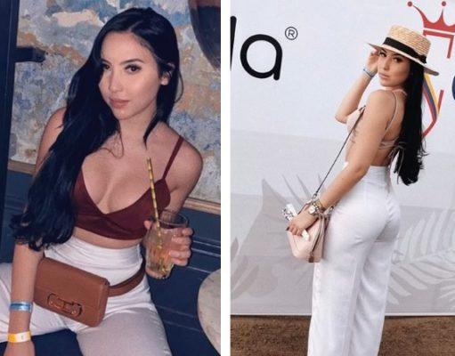 Hija Aida Merlano