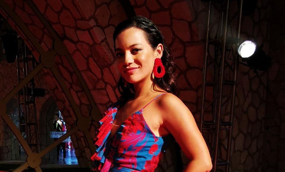 Actriz Natalia Reyes