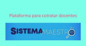 Sistema Maestro