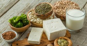 alimentos vegetales con proteinas