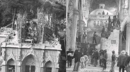 Fotos Santuario de Las Lajas
