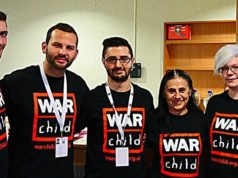vacantes de empleo en War Child