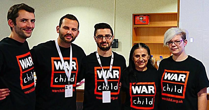 vacantes de empleo en War Child