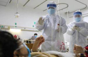 coronavirus en pacientes recuperados