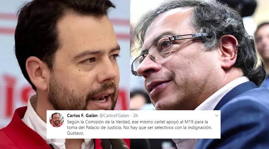 Galan a Petro