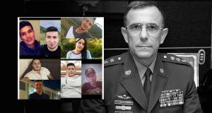 General sobre asesinato en Samaniego