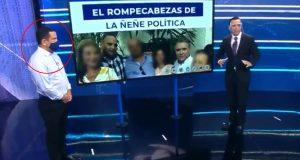 Uribista que salió en Noticias Caracol