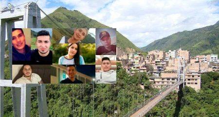 sospechosos de asesinato de jóvenes en Samaniego