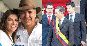 reemplazo de Uribe en el senado