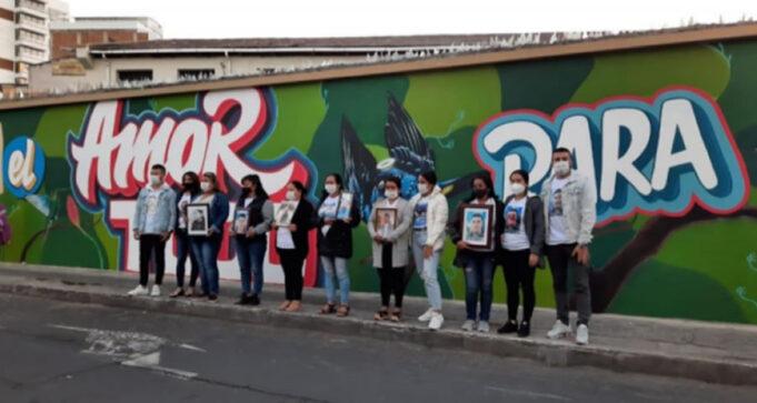 juventudes víctimas de la violencia en Nariño